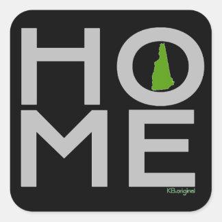 Etiqueta HOME de New Hampshire