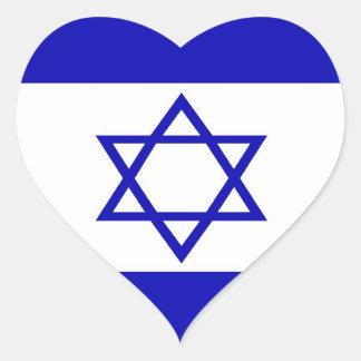 Etiqueta israelita da bandeira