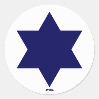Etiqueta israelita de Roundel da força aérea
