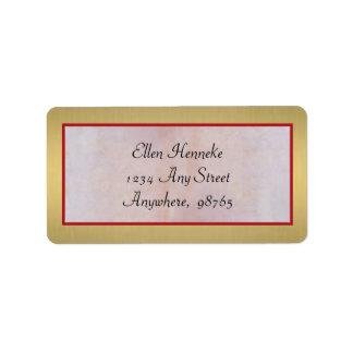 Etiqueta Lakshmi 1896