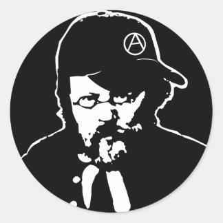 Etiqueta legal de Anarcho Proudhon