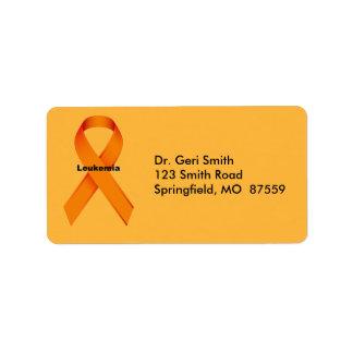 Etiqueta Leucemia