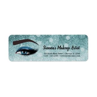 Etiqueta Os chicotes glam azuis eyes o maquilhador de |