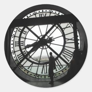 Etiqueta padrão d'Orsay de Musée