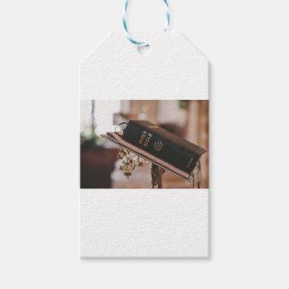 Etiqueta Para Presente A Bíblia Sagrada