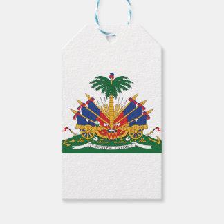Etiqueta Para Presente A brasão de Haiti