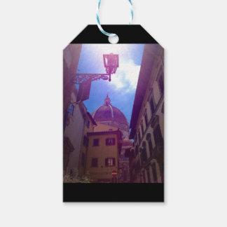 Etiqueta Para Presente Abóbada de Brunelleschi em Florença, Italia