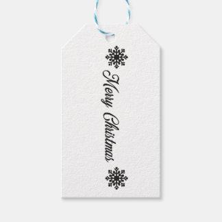 Etiqueta Para Presente Aderente de presente Christmas