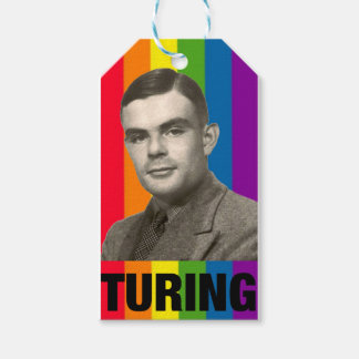 Etiqueta Para Presente Alan Turing