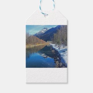 Etiqueta Para Presente Alaska