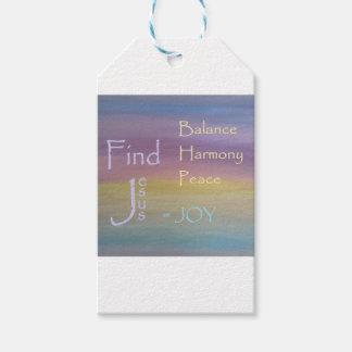 Etiqueta Para Presente ALEGRIA da paz da harmonia do equilíbrio…