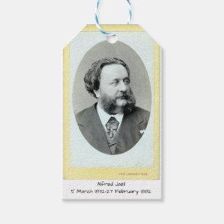 Etiqueta Para Presente Alfred Jaell
