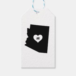 Etiqueta Para Presente Amor da arizona