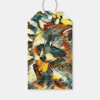 Etiqueta Para Presente AnimalArt_Raccoon_20170601_by_JAMColors