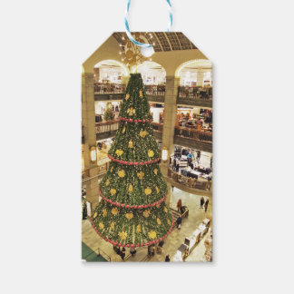 Etiqueta Para Presente Árvore de Natal