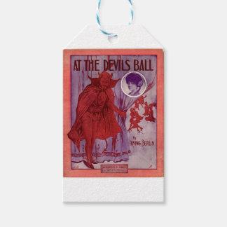 Etiqueta Para Presente At_the_Devil's_Ball_