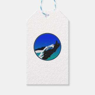 Etiqueta Para Presente Baleia