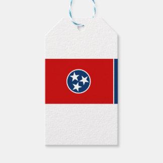 Etiqueta Para Presente Bandeira de Tennessee