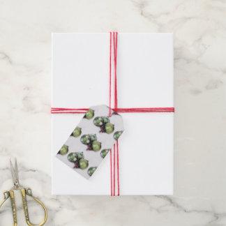 Etiqueta Para Presente Baubles do Natal do Tag do presente