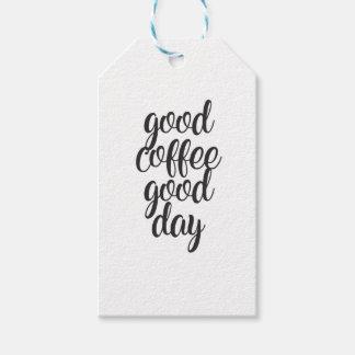 Etiqueta Para Presente Bom dia do bom café