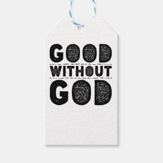 Etiqueta Para Presente Bom sem deus