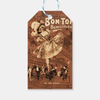 Etiqueta Para Presente Bon-tonelada