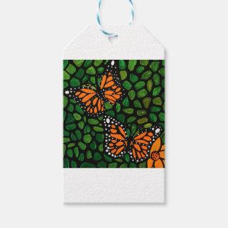 Etiqueta Para Presente borboletas