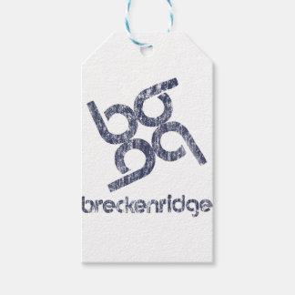 Etiqueta Para Presente Breckenridge