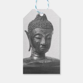 Etiqueta Para Presente Cabeça de Buddha - século XV - Tailândia