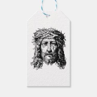 Etiqueta Para Presente Cabeça do Jesus Cristo