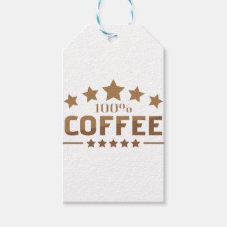Etiqueta Para Presente café