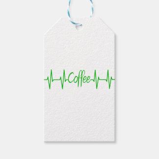 Etiqueta Para Presente Café da necessidade