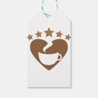 Etiqueta Para Presente Café do amor