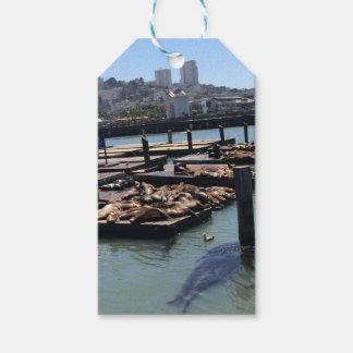 Etiqueta Para Presente Cais 39 San Francisco Califórnia