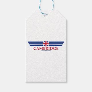Etiqueta Para Presente Cambridge