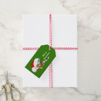 Etiqueta Para Presente Caros Tag do presente da lista do Natal do rato do