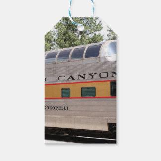 Etiqueta Para Presente Carruagem Railway do Grand Canyon, arizona