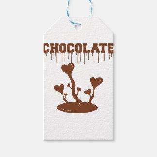 Etiqueta Para Presente Chocolate
