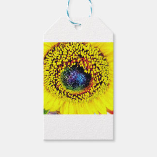 Etiqueta Para Presente Close up amarelo