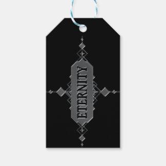 Etiqueta Para Presente Conceito da eternidade