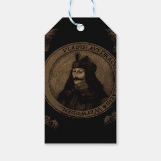 Etiqueta Para Presente Contagem Vlad Dracula