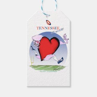 Etiqueta Para Presente coração principal de tennessee, fernandes tony
