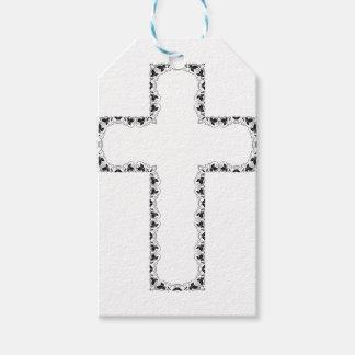 Etiqueta Para Presente Cruz do Natal