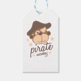 Etiqueta Para Presente Desenhos animados do pirata legal
