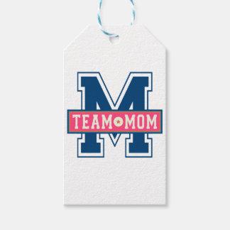 Etiqueta Para Presente Design legal do miúdo da equipe da mamã