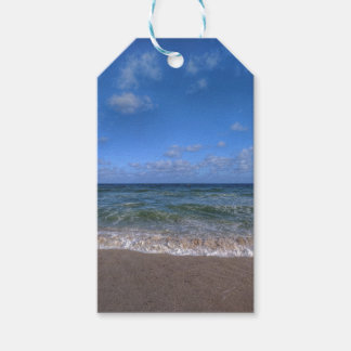 Etiqueta Para Presente Dia da praia