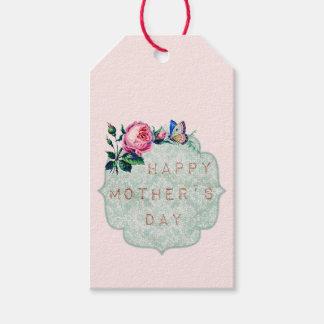 Etiqueta Para Presente Dia das mães do vintage