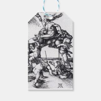 Etiqueta Para Presente Die_Hexe_ (Albrecht_Dürer)