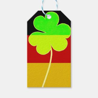 Etiqueta Para Presente Divertimento alemão irlandês de St Patrick do