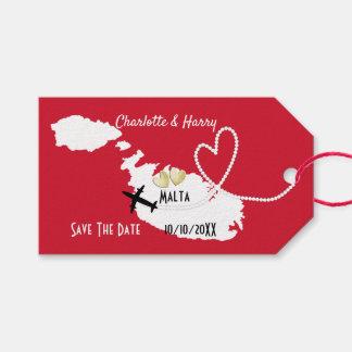 Etiqueta Para Presente Dos casamentos economias de Malta no exterior a